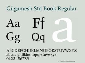 Gilgamesh Std Book