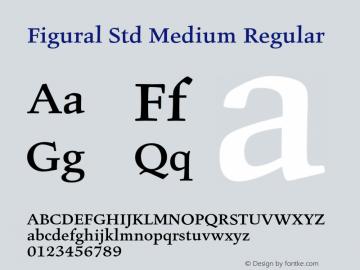 Figural Std Medium