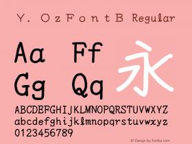Y.OzFontB