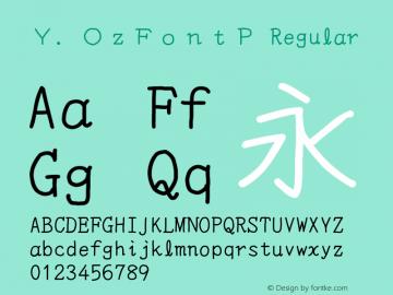 Y.OzFontP