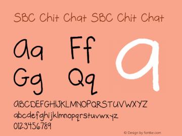 SBC Chit Chat