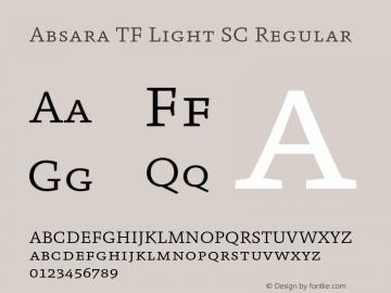 Absara TF Light SC