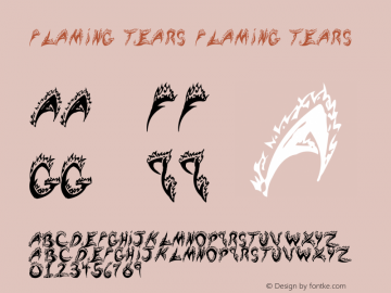 Flaming Tears
