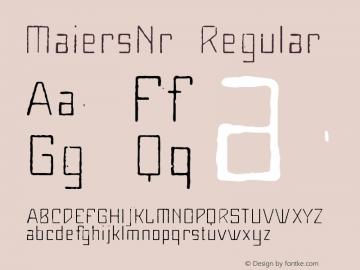 MaiersNr8