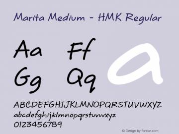 Marita Medium - HMK