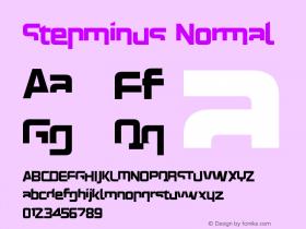 Stepminus