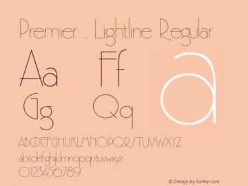 Premier .. Lightline