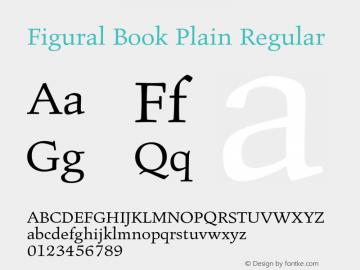 Figural Book Plain