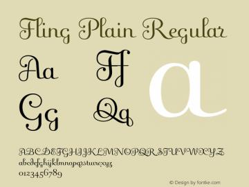 Fling Plain