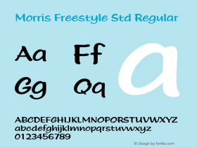 Morris Freestyle Std