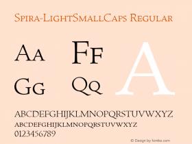 Spira-LightSmallCaps