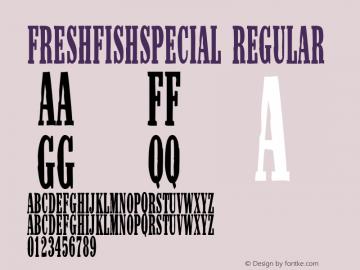 FreshFishSpecial