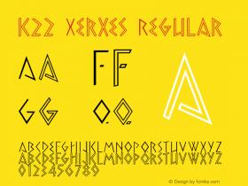 k22 Xerxes