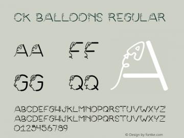 CK Balloons