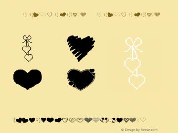 AEZ executive hearts