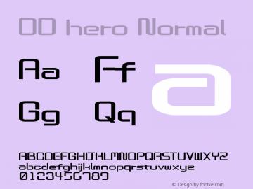 DD hero