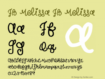 FB Melissa