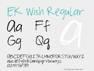 EK Wish