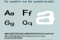 FZ WACKY 64 EX