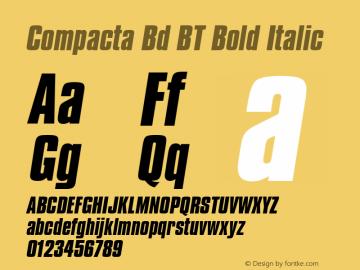 Compacta Bd BT
