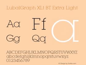 LubalGraph XLt BT