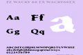 FZ WACKY 66 EX