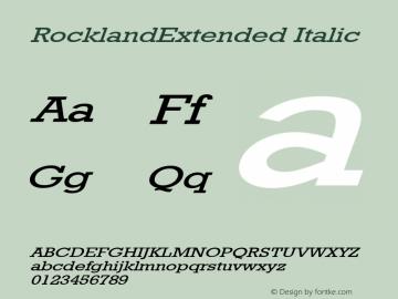 RocklandExtended