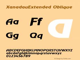 XanadauExtended