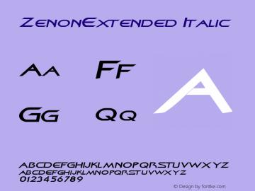 ZenonExtended