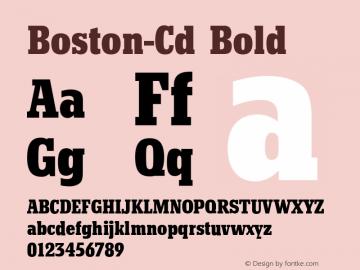 Boston-Cd