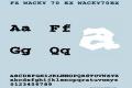 FZ WACKY 70 EX