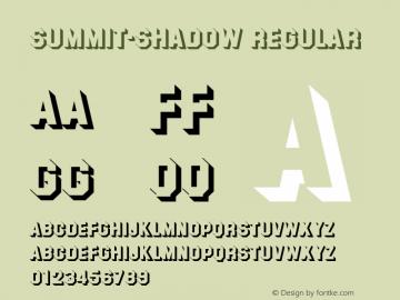 Summit-Shadow