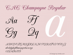 CAC Champagne