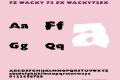 FZ WACKY 72 EX
