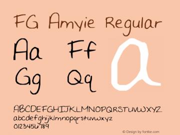 FG Amyie