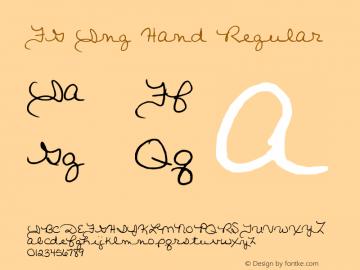 FG Ang Hand