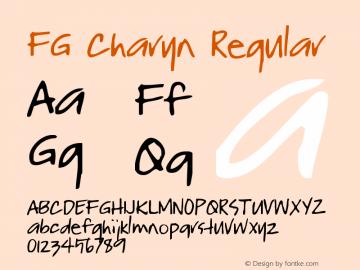 FG Charyn