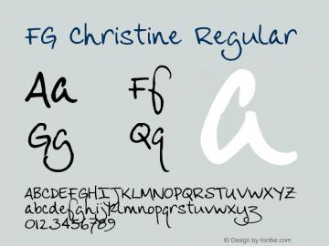 FG Christine