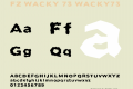FZ WACKY 73