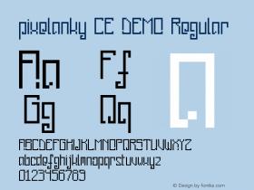 pixelanky CE