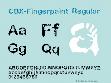 CBX-Fingerpaint