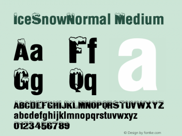 IceSnowNormal