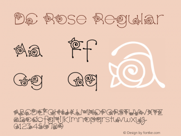 DC Rose
