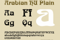 Arabian HU