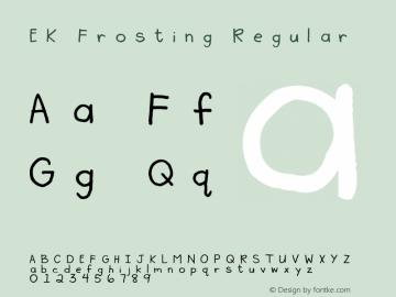 EK Frosting