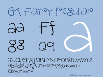 EK Fairy