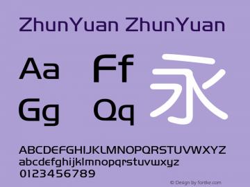ZhunYuan