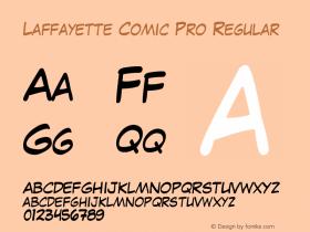 Laffayette Comic Pro