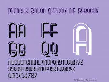 Monicas Salon Shadow NF
