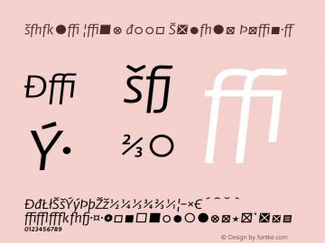 Fedra Sans Book Expert